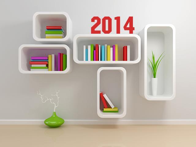 15 лучших книг 2014 года