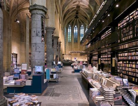boekhandel-dominicanen