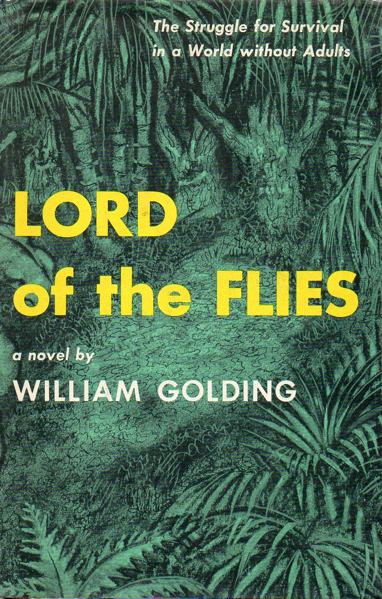 a response to the novel lord of the flies by william golding In lord of the flies , british schoolboys are stranded on a tropical island in an attempt to recreate the culture they left behind, they elect ralph to lead, with the intellectual piggy as counselor but jack wants to lead, too, and one-by-one, he lures the boys from civility and reason to the savage survivalism of primeval hunters in lord of the flies.