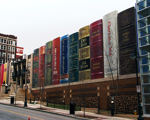 5 самых интересных библиотек мира