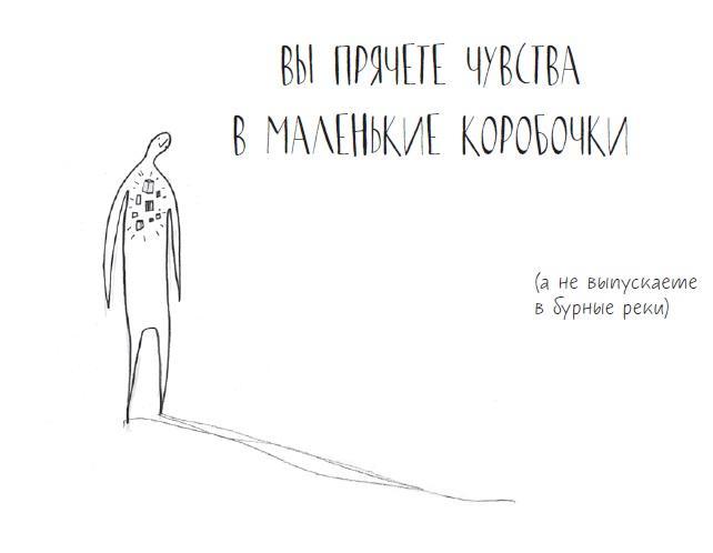 """рисунок из """"Книги Ленивого Гуру"""""""