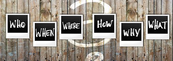 Как правильно задавать вопросы