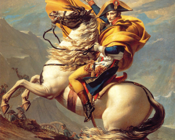 Наполеон Бонапарт - яркий пример харизматичной личности