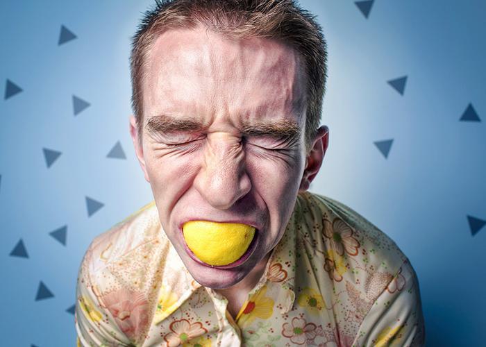 Запах лимонов спасает от стресса
