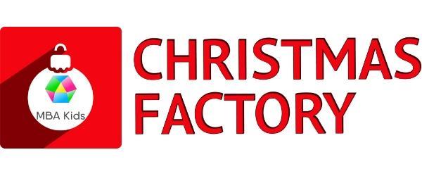 Різдвяна фабрика благодійності MBA Kids Christmas Factory 2018