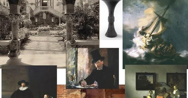 Ограбление музея Гарднер до сих пор остается крупнейшим нераскрытым преступлением в области искусства.