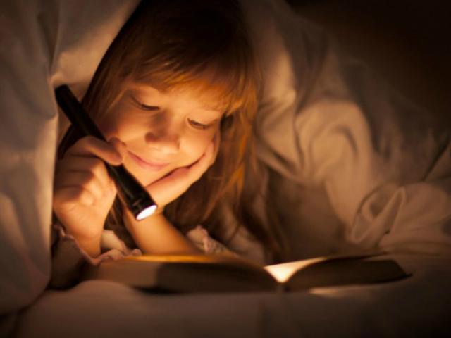Как привить любовь к чтению нашим детям