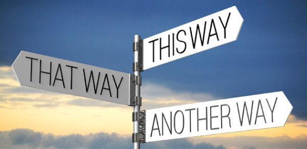 Как принимать правильные решения: 8 элементов правильного выбора и 5 шагов постановки целей