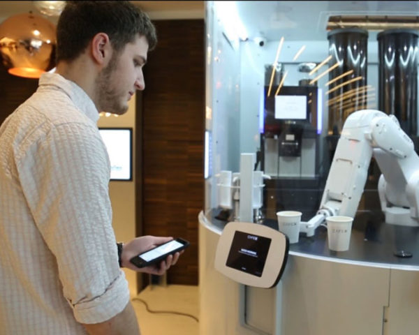 роботы повышают продуктивность