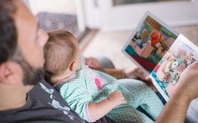 Как читать с ребенком с первых месяцев жизни: лайфхаки