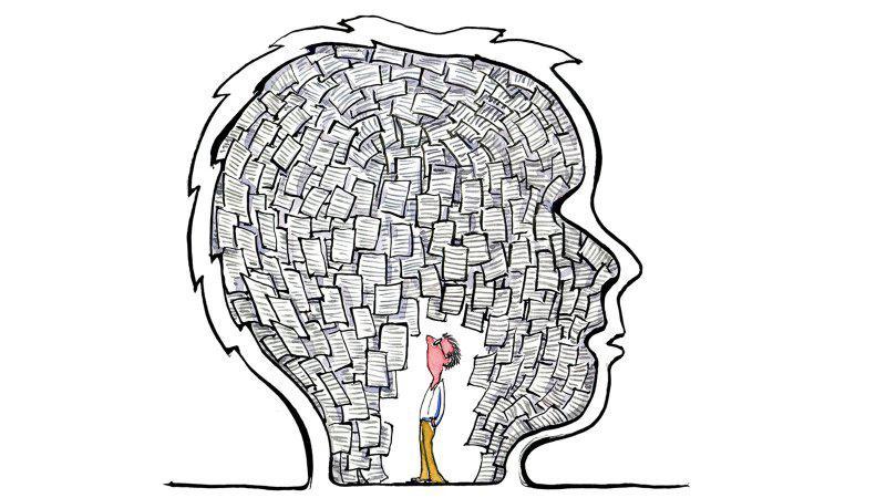 Запомнить всё и не сойти с ума: книга «Организованный ум» Дэниела Левитина