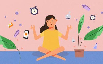 Дзен и ничего лишнего: как стать счастливее за 10 минут