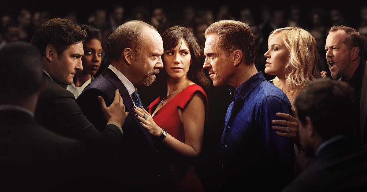 «Миллиарды» (Billions), Showtime, 2016