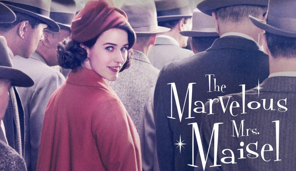 «Удивительная миссис Мейзел» (The Marvelous Mrs. Maisel), Amazon Video, 2017