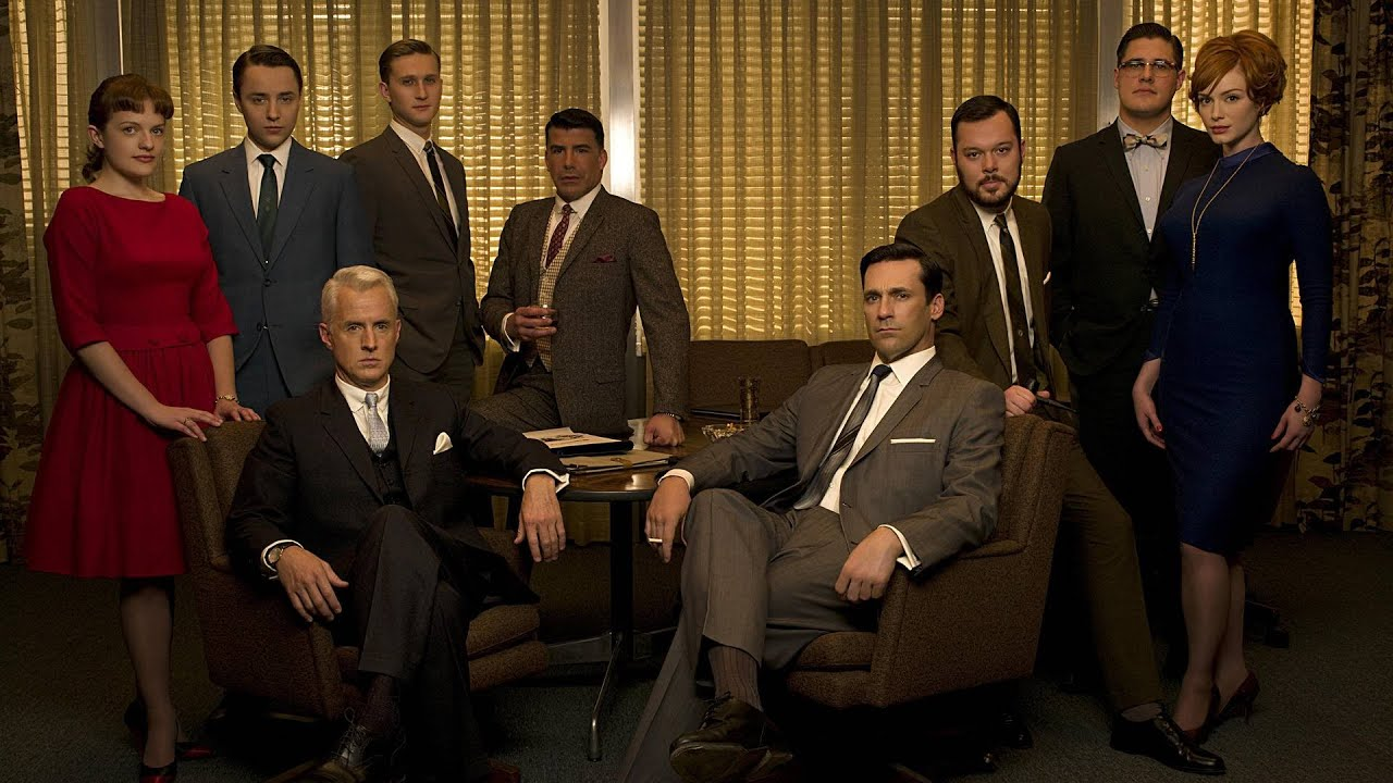 «Безумцы» (Mad Men), AMC, 2007