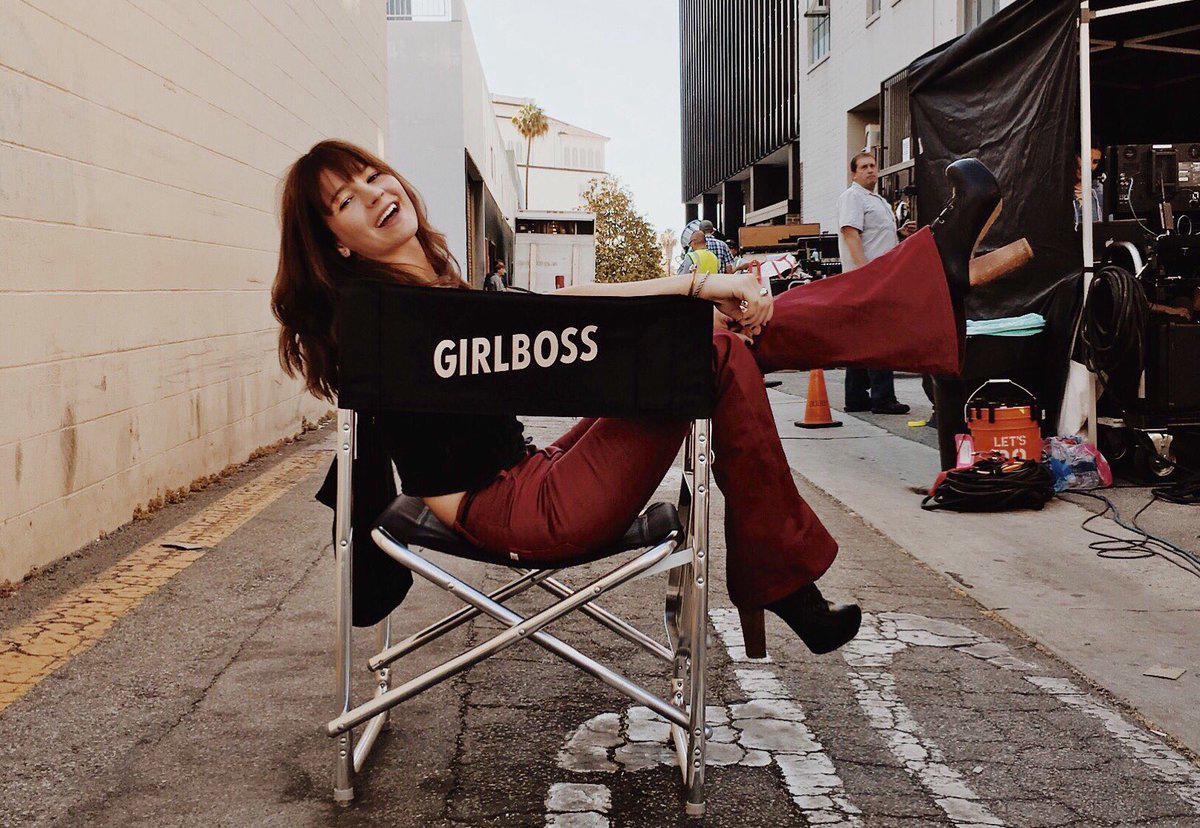 «Начальница» (Girlboss), Netflix, 2017