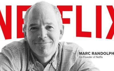 Неймовірна історія заснування Netflix від Марка Рендольфа