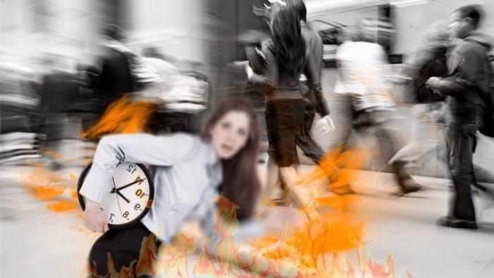 стресс убивает нас быстрее, чем вызвавший его стрессор