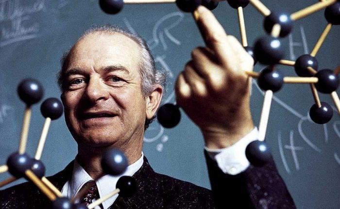 Дважды Нобелевский лауреат, Лайнус Полинг, ошибся в использовании витамина С