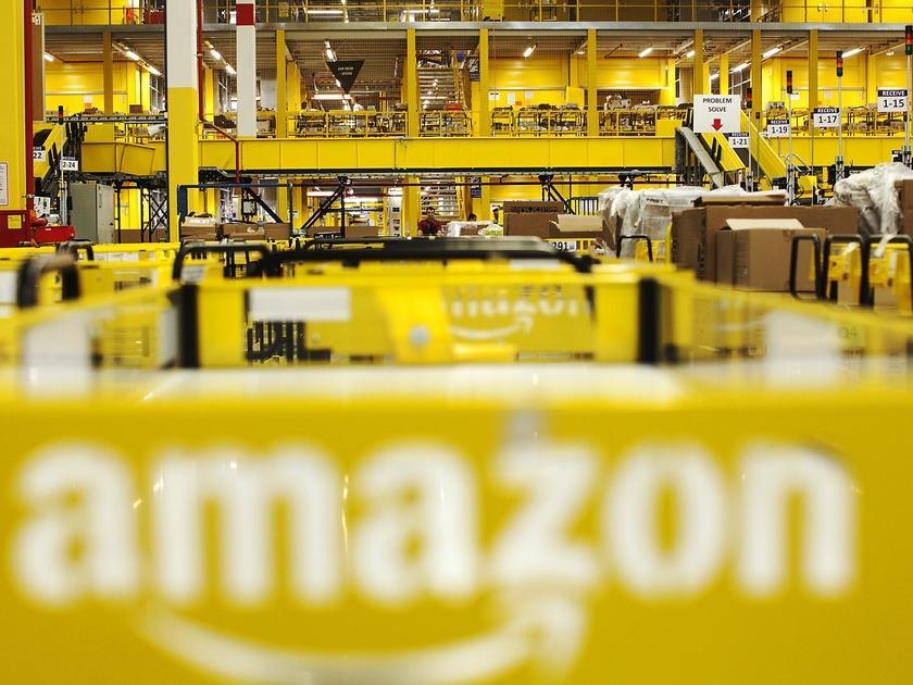 Принципи Amazon