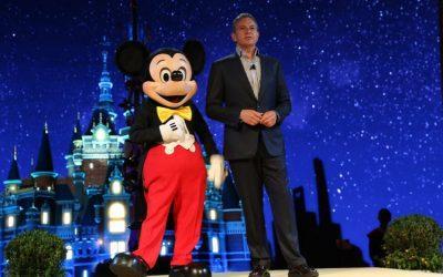 Уроки лідерства від голови Disney Роберта Айґера