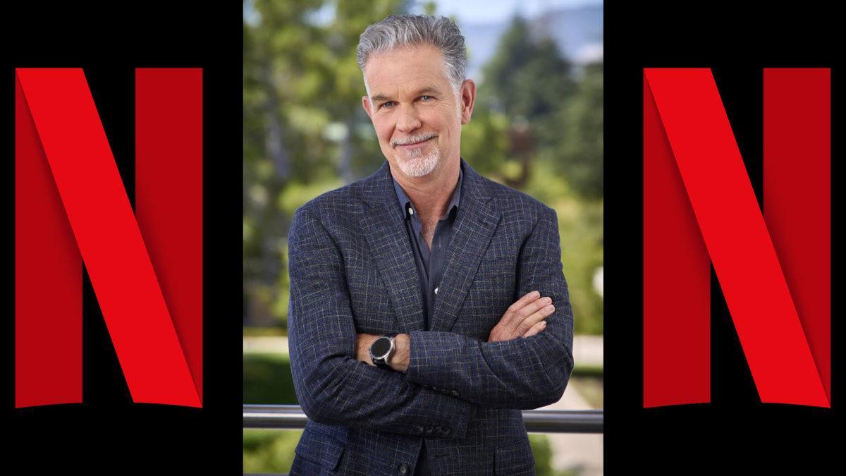 Рид Хастингс, глава компании Netflix